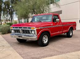 100 Classic Chevrolet Trucks For Sale 1977 D F 150 XLT Ranger Pickup Truck For Sale
