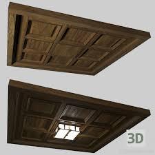 100 Wooden Ceiling 3DModel Ceiling Design
