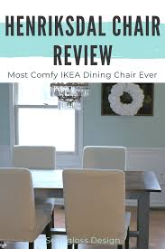 Henriksdal Chair Review: Most Comfortable IKEA Dining Chair Ever Ted Net Ding Chair By Niels Gammelgaard For Ikea 1970s 67233 Tips Modern Parson Chair Design Ideas With Cozy Ikea Clear Jual Kursi Makan Putih Like New Di Lapak Norraryd Black Wishes Fabric Ding Chairs Inspirational Metal Room Fniture Rnninge Komnit Stunning Sets For Cek Harga Adde Info Mau Murah Terrific Best Decorating Table