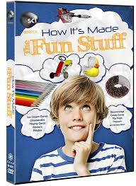 Water Beds And Stuff by Amazon Com How It U0027s Made The Fun Stuff Brooks T Moore Lynne