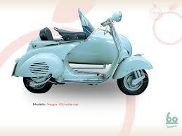 Vespa 150 Sidecar