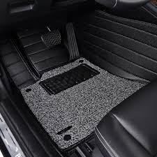 tapis de sol seat ibiza en cuir fil de voiture tapis de sol pour seat ibiza 5d sc st