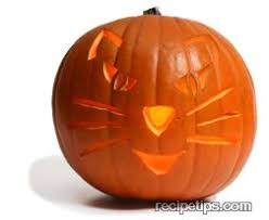 Easy Pumpkin Trace Patterns by Pumpkin Carving Patterns How To Cooking Tips Recipetips Com