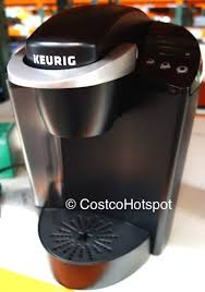 Keurig K50C Coffee Maker With 24 K Cup Pods 8999 Costco Item 1520673