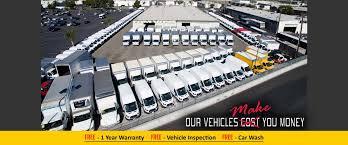 FAM Vans Used Van And Truck Dealership Fountain Valley CA | Fam Vans