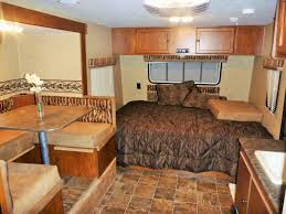19ft Bunkhouse Travel Trailer Rentals
