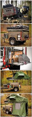 All Terrain Camping Trailer By Campa USA | Adventureideaz.com ...