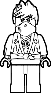 1143x2068 Coloring Pages Amazing Lego Ninjago Kai Page