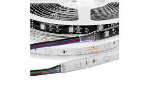 Outdoor LED Light Strips with RGB LEDs Weatherproof LED Tape