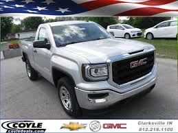 New 2017 GMC Sierra 1500 Base Regular Cab Pickup In Clarksville ... 2014 Gmc Sierra 1500 Denali Top Speed 2019 Spied Testing Sle Trim Autoguidecom News 2015 Information Sierra Rally Rally Package Stripe Graphics 42018 3m Amazoncom Rollplay 12volt Battypowered Ride 2001 Used Extended Cab 4x4 Z71 Good Tires Low Miles New 2018 Elevation Double Oklahoma City 15295 2017 4x4 Truck For Sale In Pauls Valley Ok Ganoque Vehicles For Hd Review 2011 2500 Test Car And Driver Roseville Quicksilver 280188