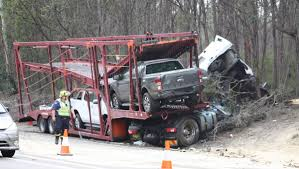 Picton Road Truck Crash Occurred Near Site Of Previous Head-on ...