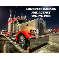 100 Landstar Trucking Reviews Canada JME Agency London Ontario Services