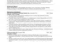 Sample Mba Resume And Get Inspiration To Create A Good 1 Candidate