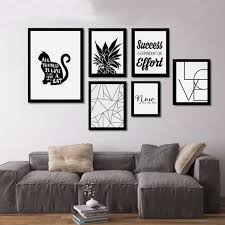 Nordic Poster Inspiring Quotes Canvas Painting Wall Pictures For Living Room Art Kids Nursery Home Decor No Frame In Calligraphy