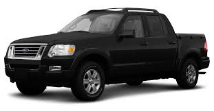 100 All Wheel Drive Trucks Amazoncom 2008 Ford Explorer Sport Trac Reviews Images And Specs