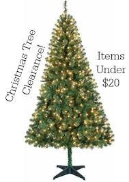 Walmart Christmas Tree Clearance