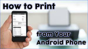 How to Print from Your Android Phone – Small Business Trends