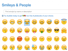 In this searchable emoji collection you can mark and copy the emoji of your choice right from the overview