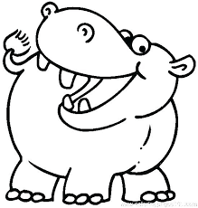 Animal Coloring Pages Online Baby Cute Zoo Preschool Sheets Fancy Printable Printouts Z