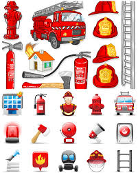 100 Fire Truck Clipart Of Firefighters On Fire Truck For Kids Collection