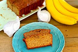 Healthy Maine Pumpkin Bread by Salted Caramel Whole Wheat Banana Bread The Complete Savorist
