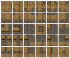 dungeons and dragons tiles master set pdf dungeon tile sets for rpg