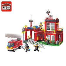 Online Get Cheap Lego Fire Station -Aliexpress.com | Alibaba Group