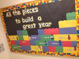 Cubicle Decoration Ideas For Engineers Day by Best 25 Lego Classroom Theme Ideas On Pinterest Lego Bulletin