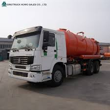 100 Vacuum Trucks 10000l For Sucking Septic And Suction