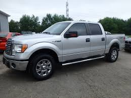 100 Wrecked Ford Trucks For Sale EBay 2011 F150 XLT 2011 F150 Crew Cab XLT 4WD Salvage