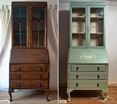 bureau furniture custom edwardian bureaus makeover touch the wood