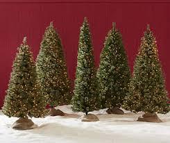Green Pre Lit Christmas Tree Collection