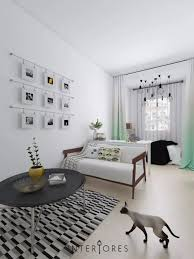 100 Scandinavian Apartments Intelligent Solution Arrange Studio Apartment With