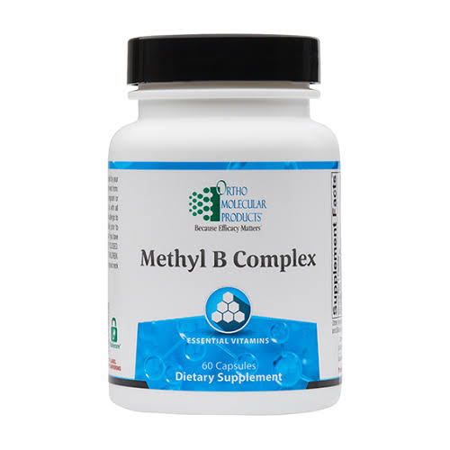 Ortho Molecular Products Methyl B Complex