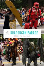Little Five Points Halloween Parade Pictures by Dragoncon Parade 14 Tips You Must Read Or You U0027ll This