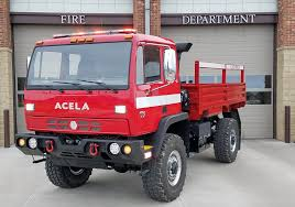 100 Rescue Truck Acela Expands Its Highwaterflood Rescue Truck Line Medium Duty