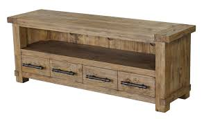 Country Reclaimed Solid Wood Farmhouse TV Stand At GoWFBca