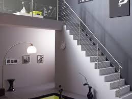 escalier contemporain en béton ciré leroy merlin un escalier