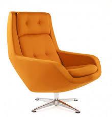 Mid Century Modern Konni Lounge Chair