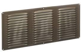 16 x 8 aluminum undereave vent at menards