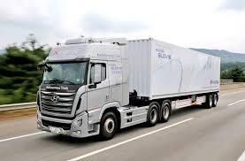 100 Hyundai Truck Motor Company Demonstrates Level 3 Autonomy In South