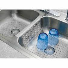 Mobile Self Contained Portable Electric Sink by Interdesign Sink Saddle Walmart Com