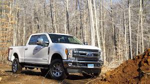2017 Ford F-250 First Drive - Consumer Reports 2018 Ford F150 30l Diesel V6 Vs 35l Ecoboost Gas Which One To 2014 Pickup Truck Mileage Vs Chevy Ram Whos Best Dodge Of On Subaru Forester Top 10 Trucks Valley 15 Most Fuelefficient 2016 Heavyduty Fuel Economy Consumer Reports 5pickup Shdown Is King Older Small With Awesome Used For For Towingwork Motortrend With 4 Wheel Drive 8 Badboy Hshot Trucking Warriors Sport Pickup Truck Review Gas Mileage