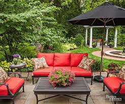 Plans For Yard Furniture by Landscape Plans