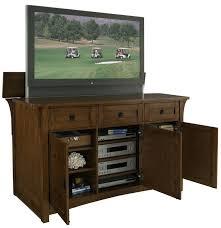 hidden tv stand mission style hidden cabinet electric motorized hidden tv cabinet hidden tv stand