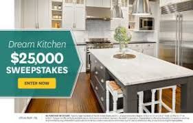 Better Homes and Gardens – Win $25 000 Kitchen Update