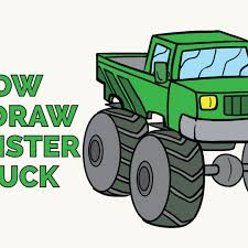 How To Draw A Monster Truck In A Few Easy Steps Easy Drawing Guides Monster Truck Drawing Coloring Pages Of S Free Download Pin By Tammy Helton On Party Pinterest Coloring Monster Trucks Drawing At Getdrawingscom Free For Personal Use 29 How To Draw A Truck Simple Kids El Toro Loco Page Printable Pages A Easy Step Transportation Drawings Color Awesome Funny Sea Cute Scary Bulldozer Blaze Hand Fire The Cature From Monster Trucks New Movie 2017