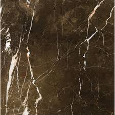 shop emser 5 pack st croix brown marble floor and wall tile