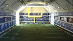dream rooms right he s got a mini dallas cowboys stadium