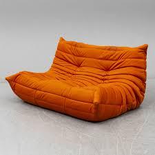 100 Ligna Roset A Togo Michel Ducaroy Lounge Chair Ligne Bukowskis